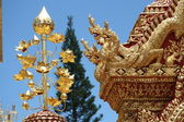 Doi Suthep Temple, Chiang Mai, Thailand — Stock Photo