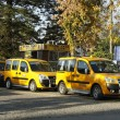Stock Photo: Taxis in Antalya, Turkey