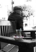 Old man — Stock Photo