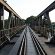 The Bridge on the River Kwai, Thailand — Stock Photo