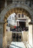 Hadrian gate — Stock Photo