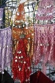 Costumes for belly dance — Stock Photo