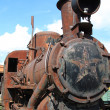 Antique locomotive — Stock Photo #10694134