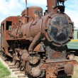 Antique locomotive — Stock Photo #10694139