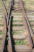 Vintage tren — Stok fotoğraf