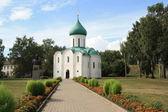 Gammal katedral i pereslavl, ryssland — Stockfoto