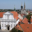Stock Photo: View of Zagreb