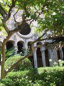 Monasterio franciscano — Foto de Stock