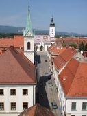 Zagreb, St. Marko — Photo