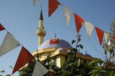 Mosque in Turkey — Stock Photo