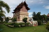 Chiang Mai, Wat Phra Sing, Thailand — Stock Photo