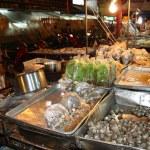 gata mat i thailand — Stockfoto