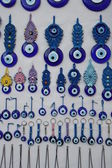 Evil Eye Souvenirs of Turkey — Stock Photo