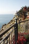 Mittelmeerküste — Stockfoto