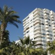 Stock Photo: Condominium at tropics