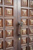 Door in Art Deco Style — Stock Photo