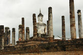 Ancient Sukhothai — Stock Photo