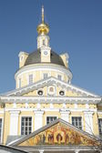 Ancient Moscow cathedral — Stock Photo