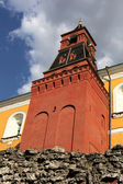 Tower of the Kremlin — Stock Photo