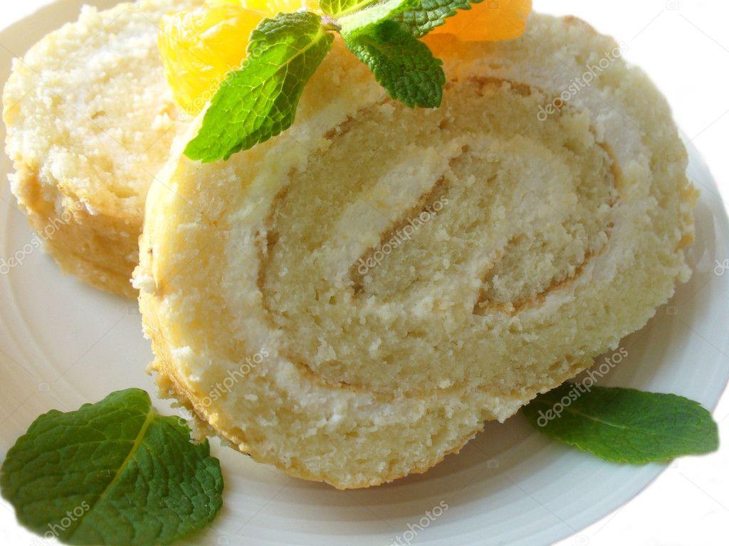Рецепт крема для бисквитного рулета в домашних условиях