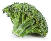 Broccoli on a white — Stock Photo
