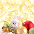 Christmas background - Stok fotoraf
