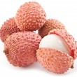 Lychee on a white background. — Stock Photo #8839293
