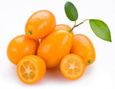 Kumquat citrus — Stock Photo
