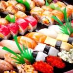 Sushi rolls — Stock Photo #8841113
