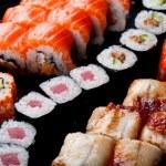 Sushi rolls — Stock Photo #8984068