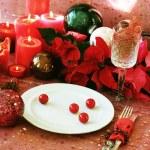 Table decoration — Stock Photo