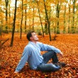 autumn mood — Stock Photo