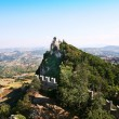 Stock Photo: View at San-Marino castle