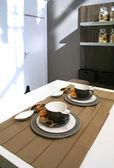 Mesa de la cocina — Foto de Stock