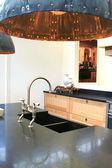 Kitchen elements of decor — Stock Photo