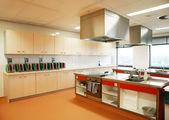 Industrial kitchen — Stock Photo