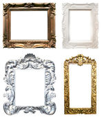Frames for portraits — Stock Photo