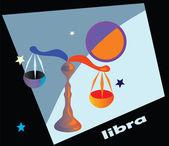 Libra — Stock Vector