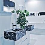 Modern toilette room — Stock Photo