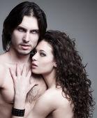вампиров любви — Стоковое фото