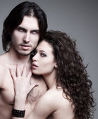 Liebe vampire — Stockfoto