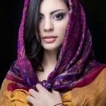 Beautiful indian girl — Stock Photo