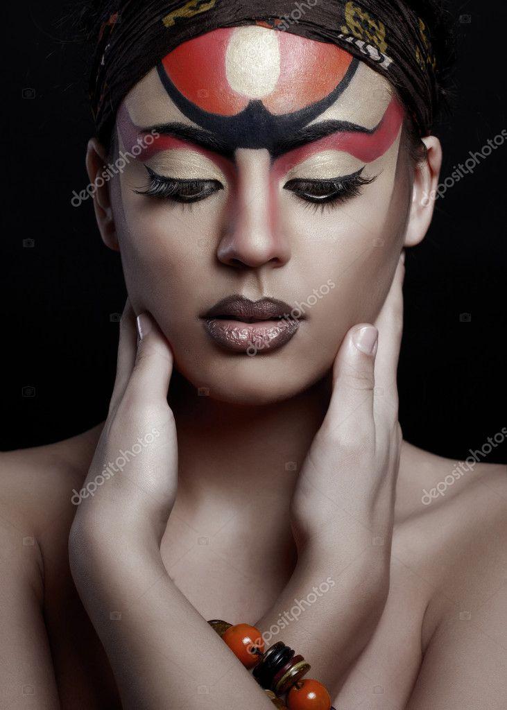 Belle femme black