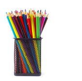 Färg pennor — Stockfoto