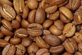 Kawa z ziarnami — Zdjęcie stockowe