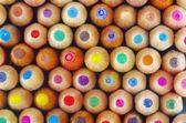 Стек карандаши — Стоковое фото