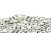 Fondo de dólares — Foto de Stock