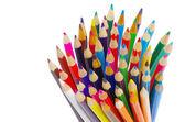 Colored pencils — Zdjęcie stockowe