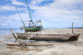 Karimunjawa Indonesia Fishing Boat — Stock Photo