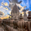 Prambanan Temple Central Java — Stock Photo